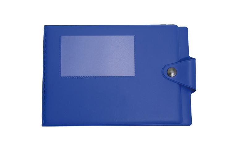 Flugbuch Schutzhülle aus Kunststoff