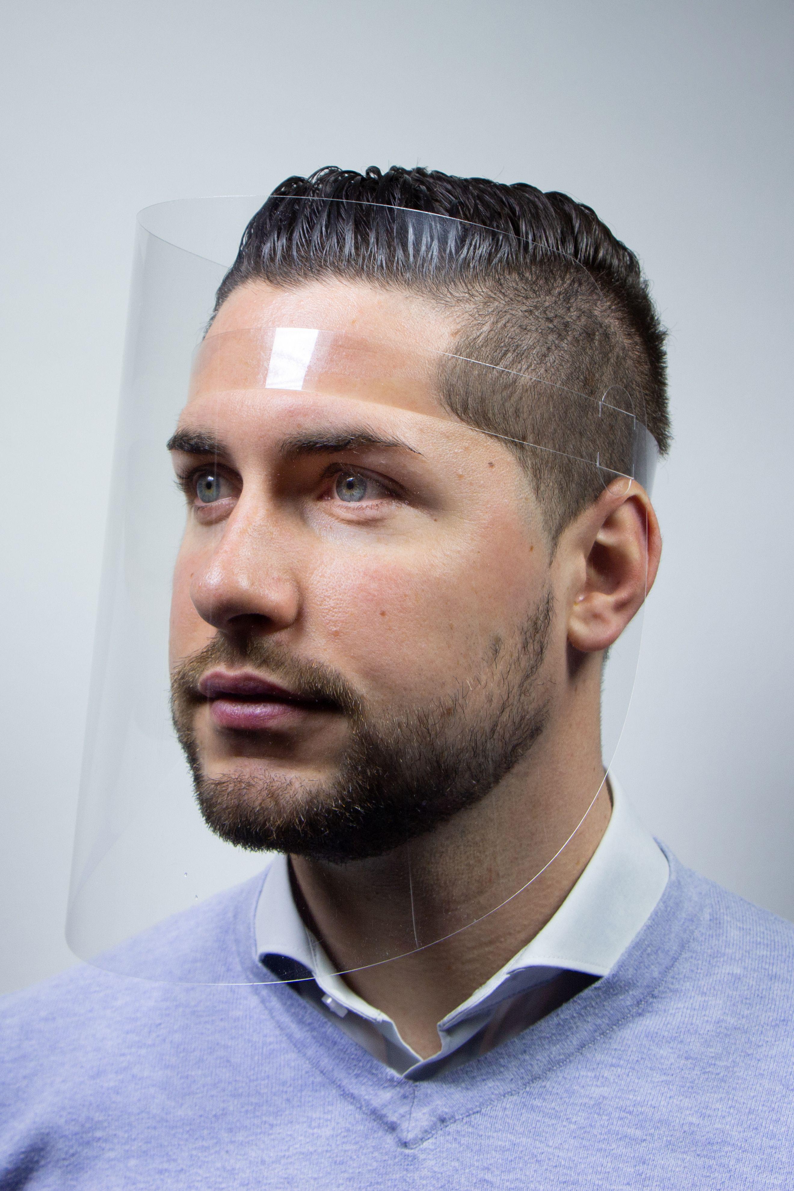 Face Shield transparent