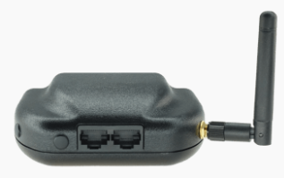 FlarmBat, nur Flarm, 1 Antenne