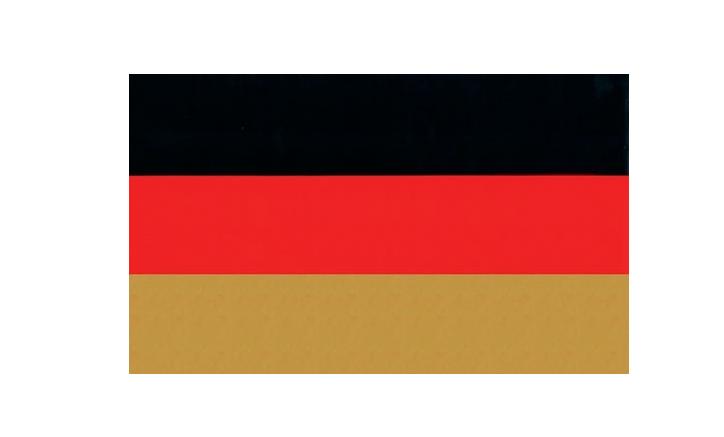 Bundesflagge schwarz-rot-gold
