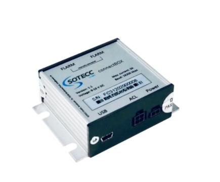 SOTECC ConnectBOX zum Nachrüsten