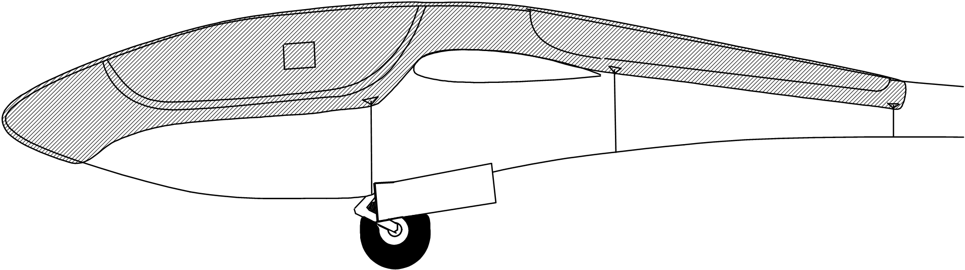 Haubenbezug Doppelsitzer Stoff Seersucker AIR BASIC Long