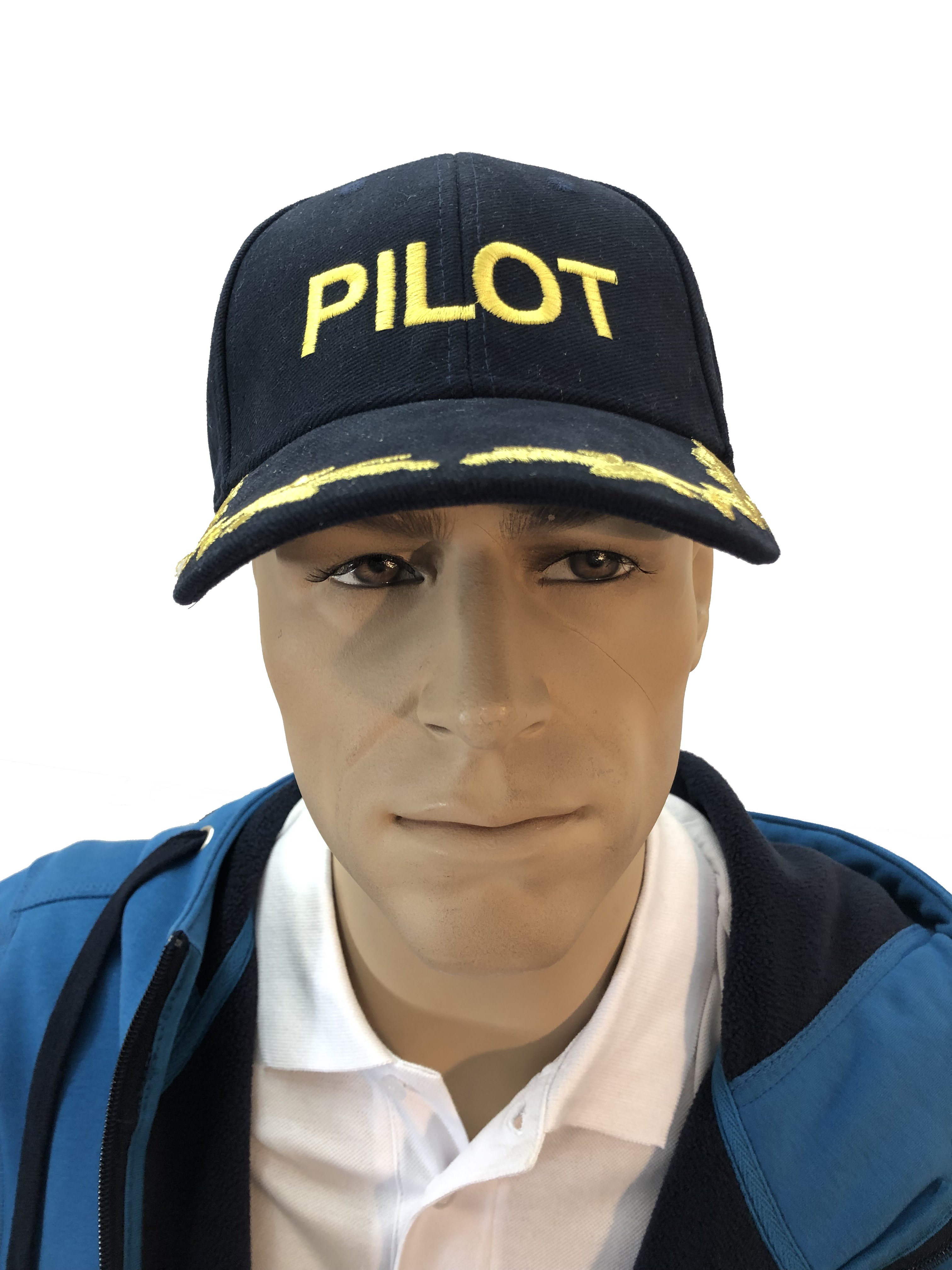 Piloten-Cap