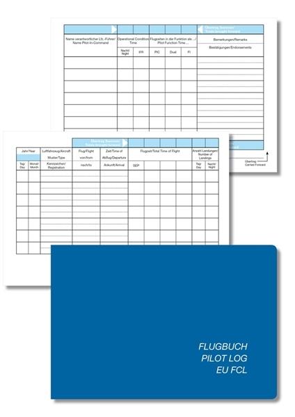 Flugbuch EU-FCL