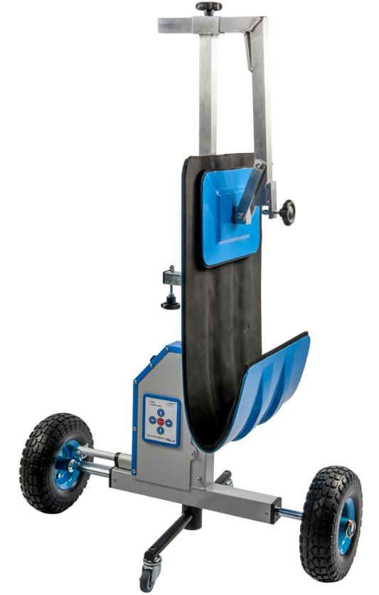 Doppelsitzer elektro Ein-Mann-Aufbauhilfe Einsitzer