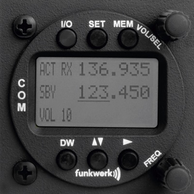 TRT 800 H Mode-S Transponder Funkwerk