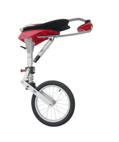 Flächenrad TOP-Line-Doppelsitzer