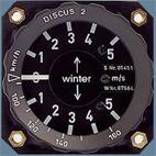 Stauscheiben-Variometer 5 StV 10