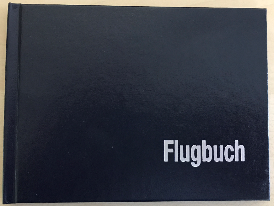 Flugbuch für Segelflieger