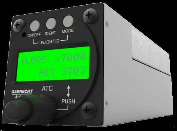 VT-01 Ultra-Compact Mode-S Transponder Klasse 2