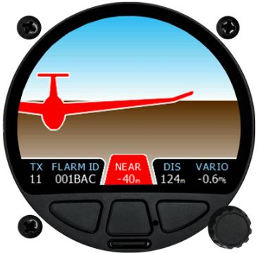 TrafficView (80mm Rundausschnitt)
