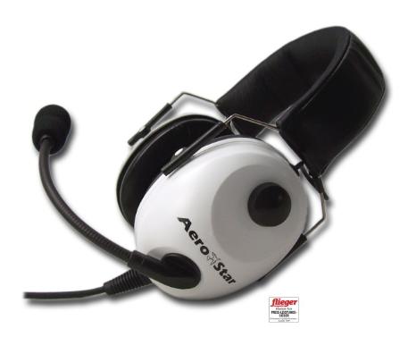 Headset AeroStar comfort weiss - aktuelle Lieferzeit ab jetzt ca KW 26!