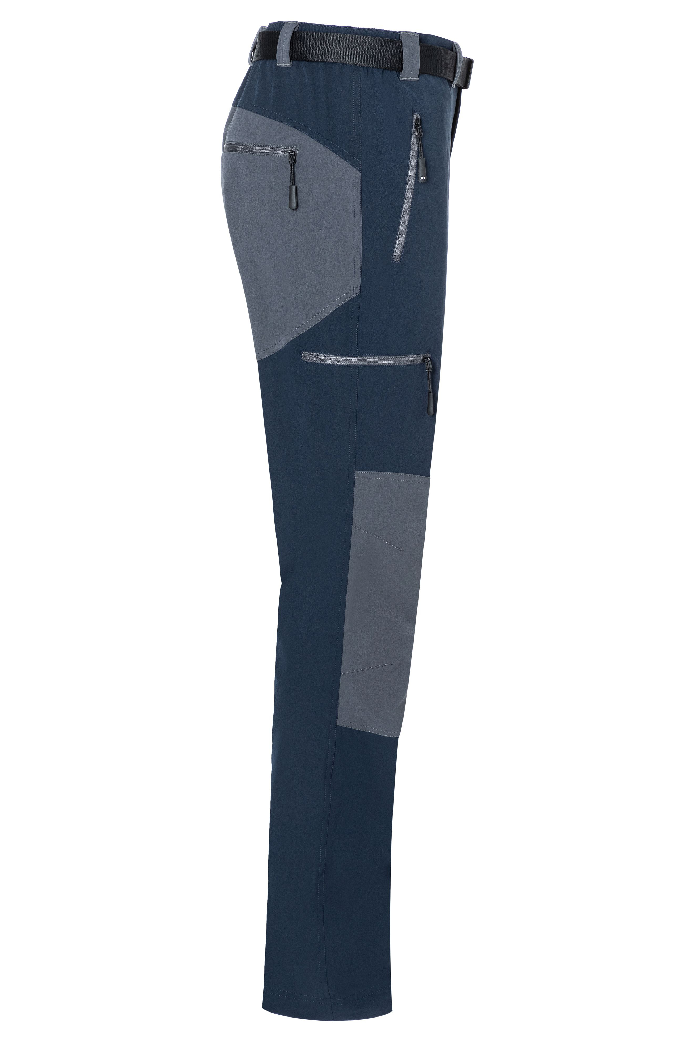 Segelfliegerhose mit extra langem Reißverschluss