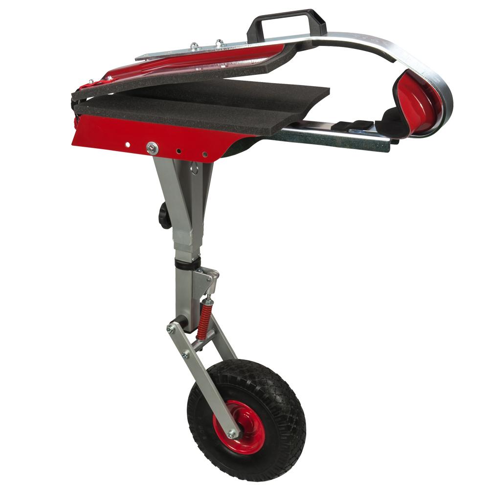 Wing-Walker / Flächenrad-ROT